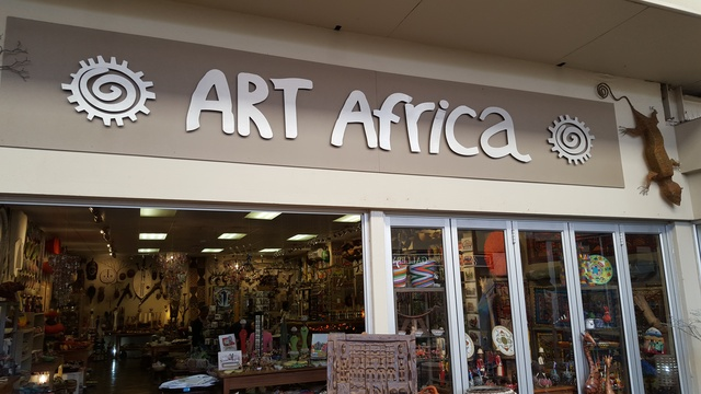 Art Africa - for beautiful local curios