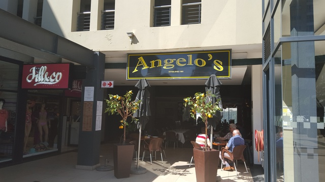 Angelo's - still one of the best Italian restaurants in Umhlanga.  Consistentley good!